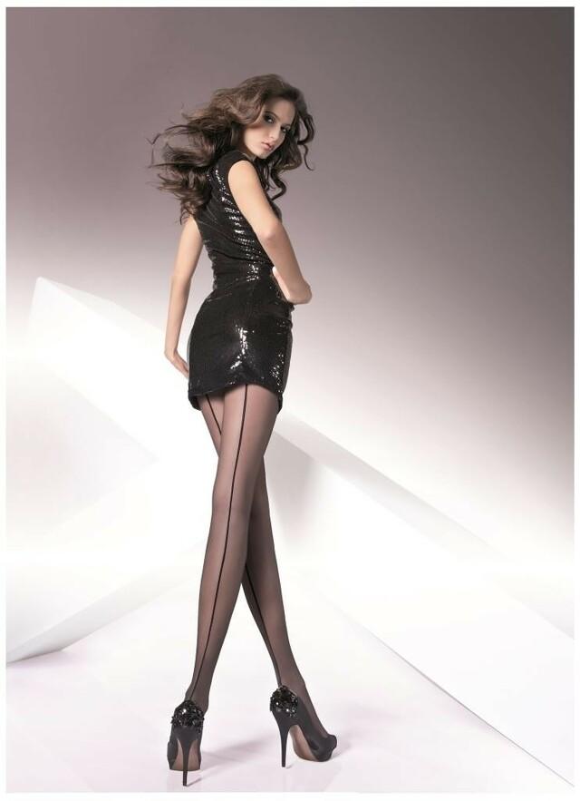 Dámské punčochové kalhoty Knittex Noo Iga 20 den - 2-S - béžová