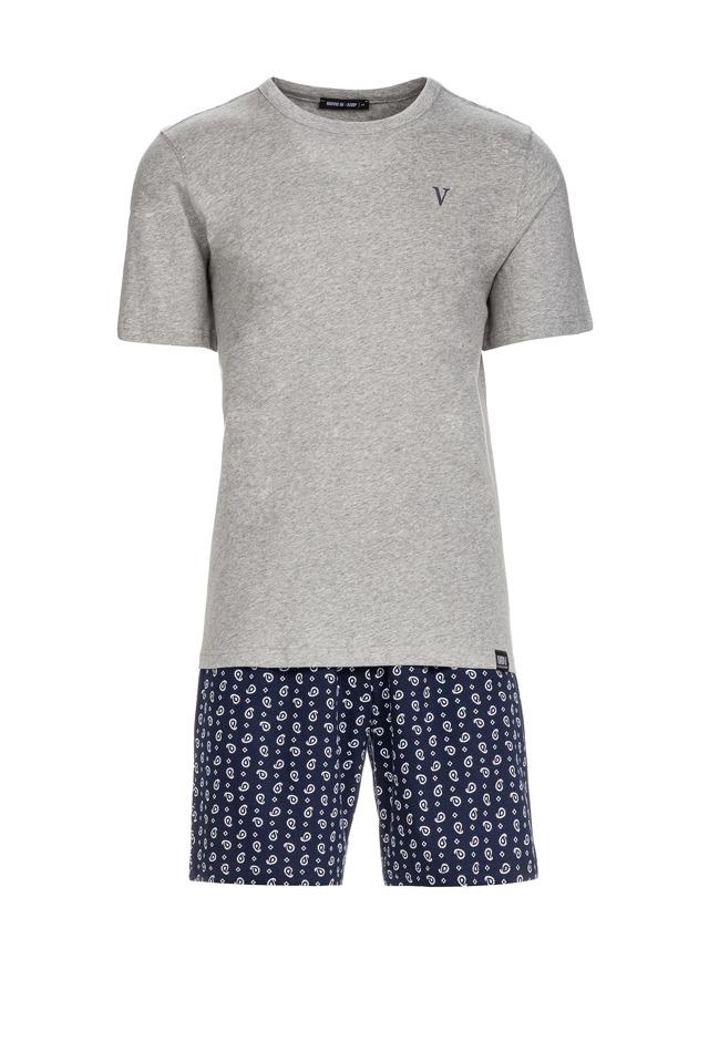 Vamp - Pánské pyžamo 13660 - Vamp - m