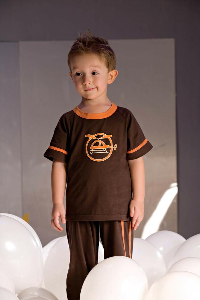 Pyžama model 30656 Piccolo Meva - 104-110