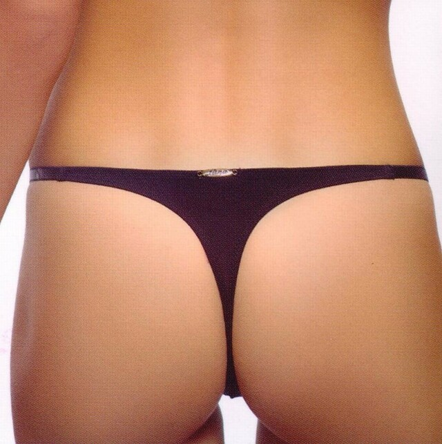 Tanga Miracle by Luna® 2822 - XL - champagne