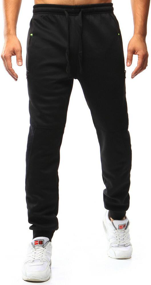 Pánské teplákové kalhoty W-1316 (ux0987) - Red Fireball