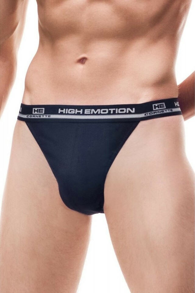 Pánská tanga High emotion blue