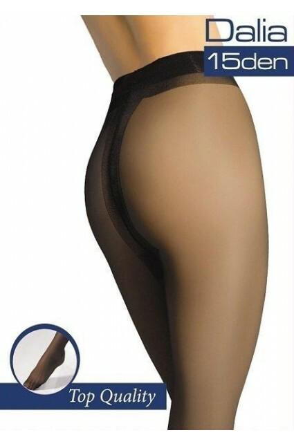 Punčochové kalhoty Dalia 15 DEN - Mona - 3-M - visone