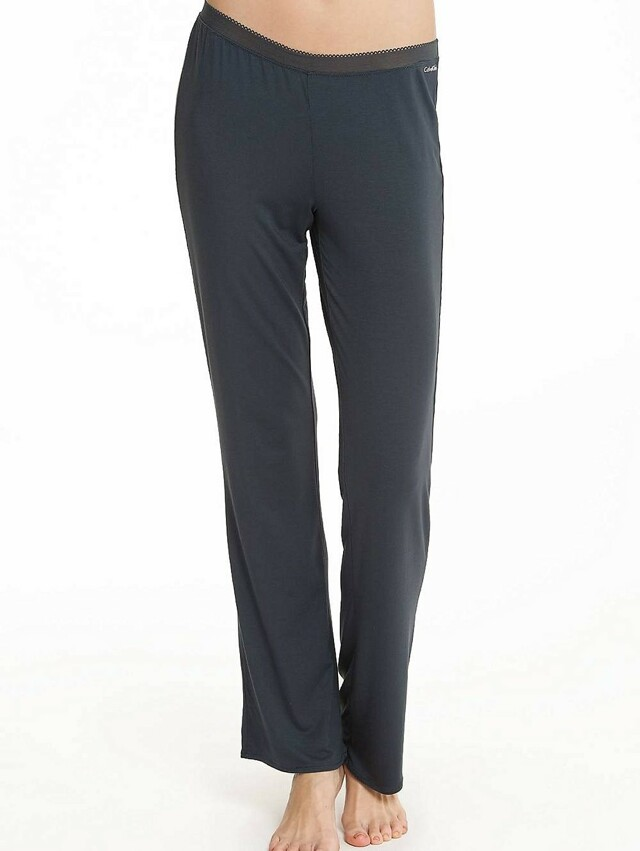 Dámské pyžamové kalhoty Icon S2635E - Calvin Klein - XL - černá