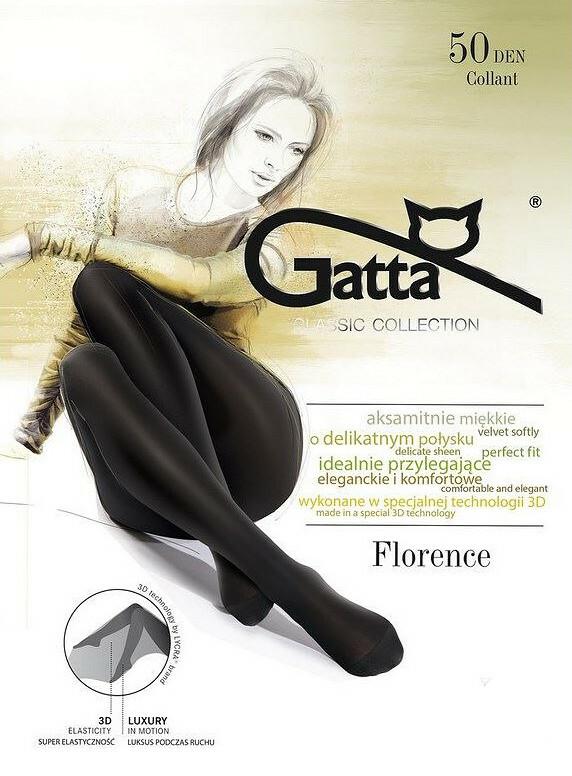 Punčochové kalhoty Gatta Florence 50 den