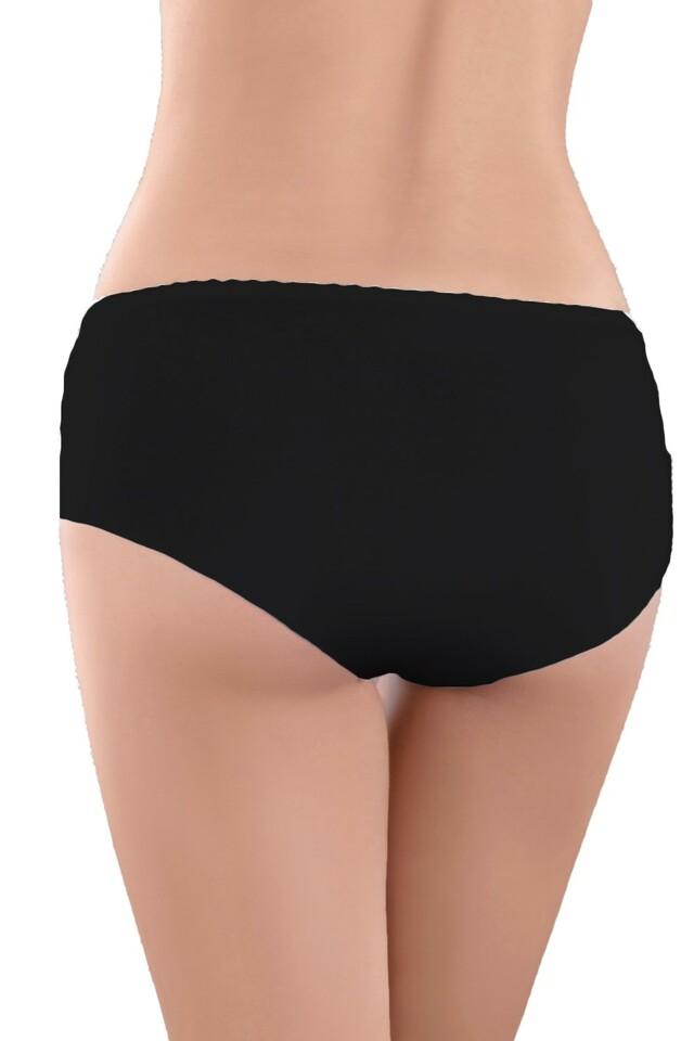 Dámské kalhotky 120 black - M - černá