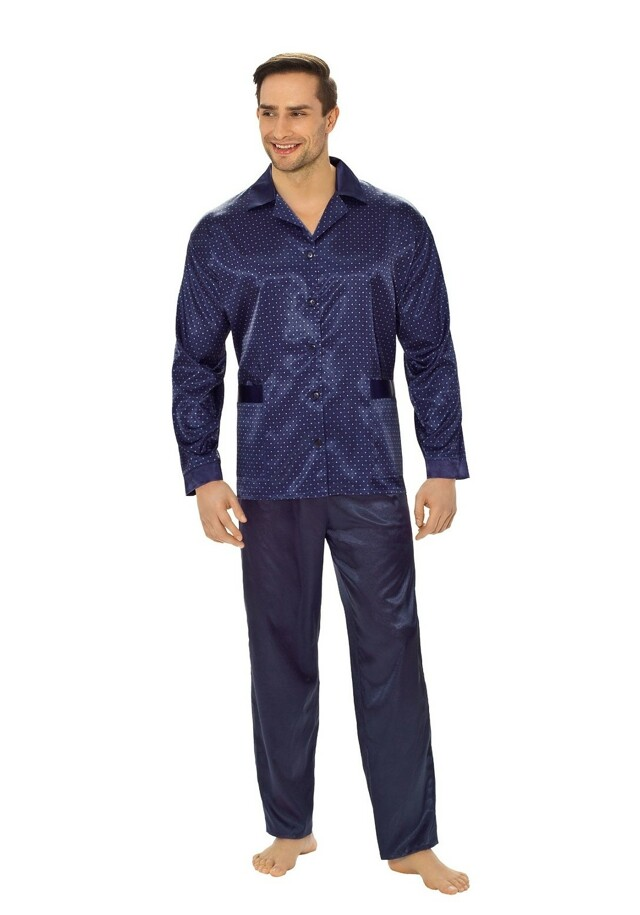 Pánské pyžamo Luna 750 M-XXL