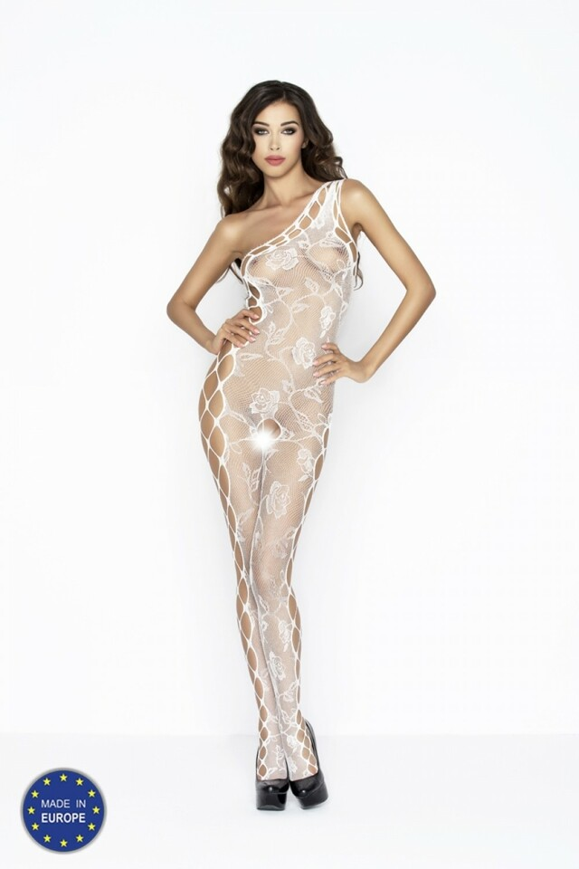 Bodystocking BS036 white