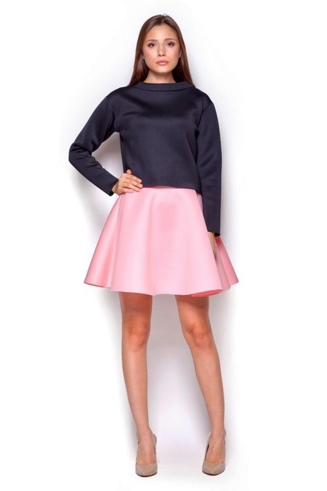 Dámská sukně M340 pink - S - růžová