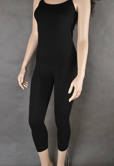 Dámské legíny RiSocks Re Legs Capri Art.51100.001 - L/XL - černá