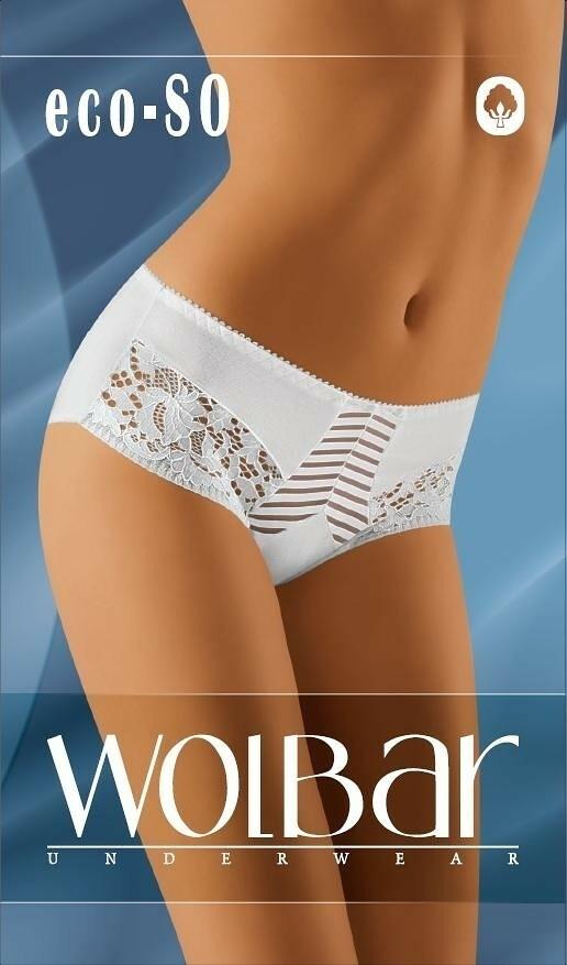 Kalhotky Wolbar eco-So - L - bílá