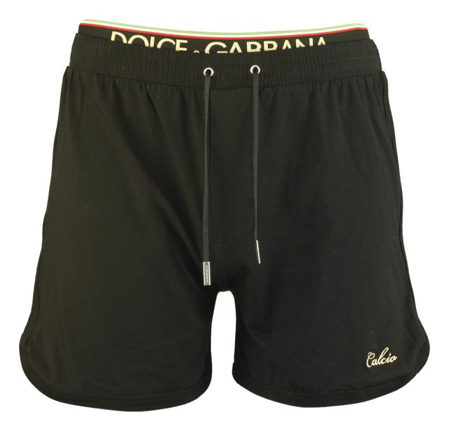 Pánské boxerky M10997 - Dolce Gabbana - M - černá