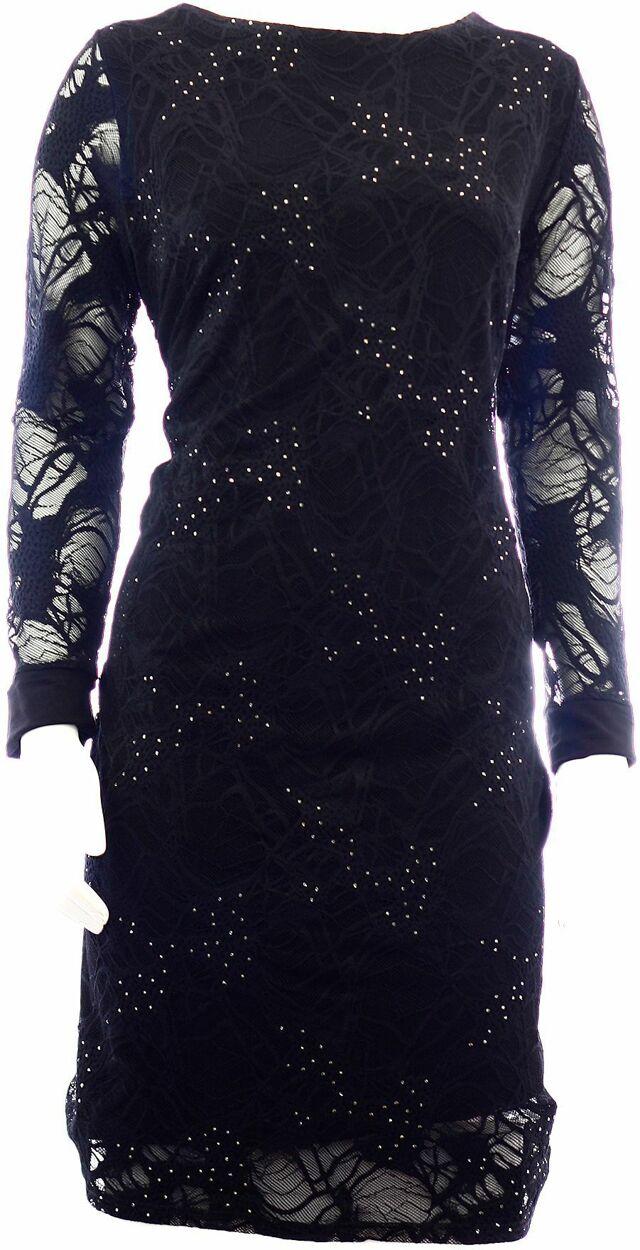 Šaty Zdenula - Favab - XL - černá