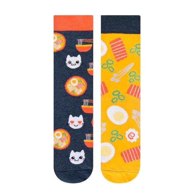e73cb523eca Nepárové ponožky Soxo Good Stuff - 35-40 - bílá