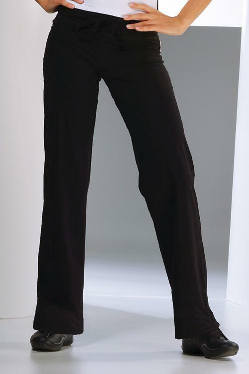 Fitnes kalhoty Tosca - M - černá