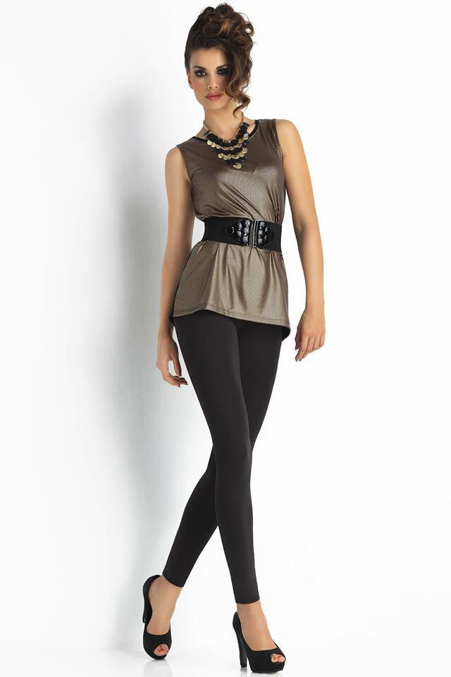 Dámské legíny Trendy Legs Sharon - S - černá eea56ee192