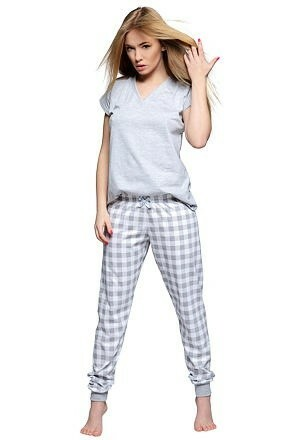 Dámské bavlněné pyžamo Freya