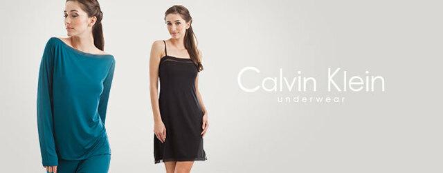 Dámské triko S2633E - Calvin Klein - L - petrolejová