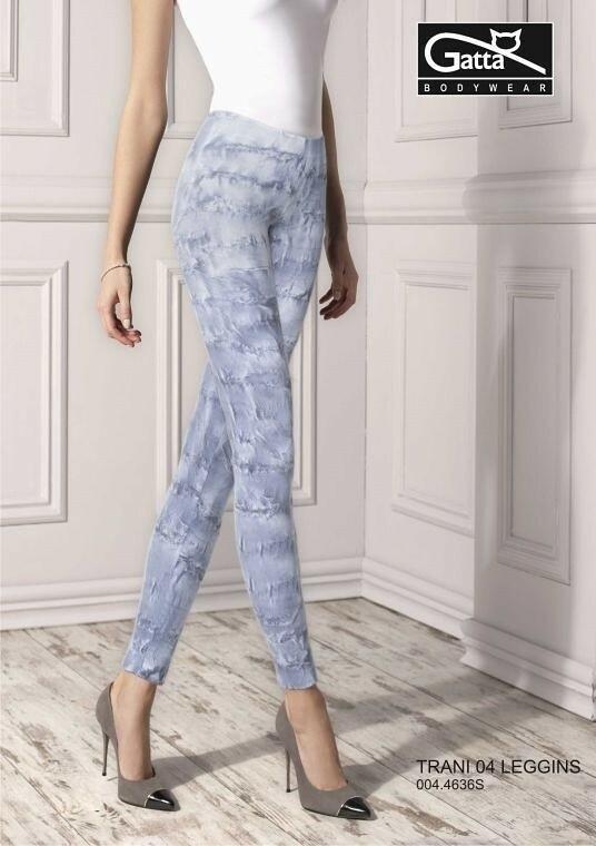 c8d9576d316 Dámské legíny Gatta Trani 04 44638 - S - jeans