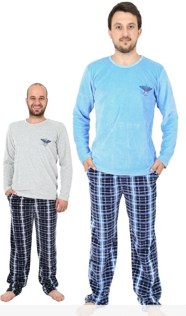 Pánské pyžamo dlouhé Albert