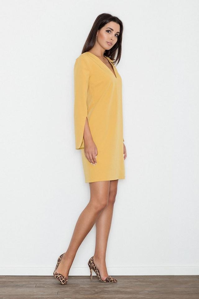 Denní šaty model 111125 Figl - L