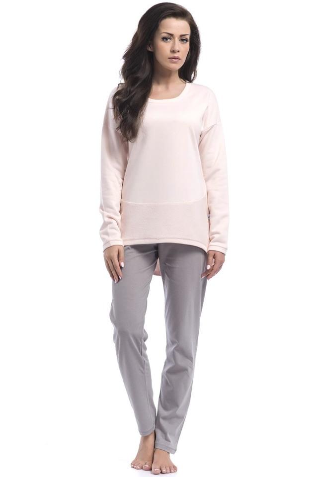 Dámské pyžamo Dobranocka PM.8040 - XL - aquamarine