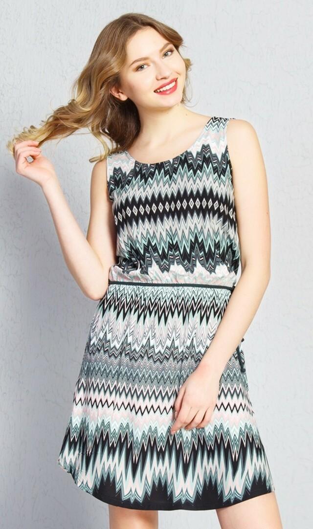 Dámské šaty Lenka - khaki S