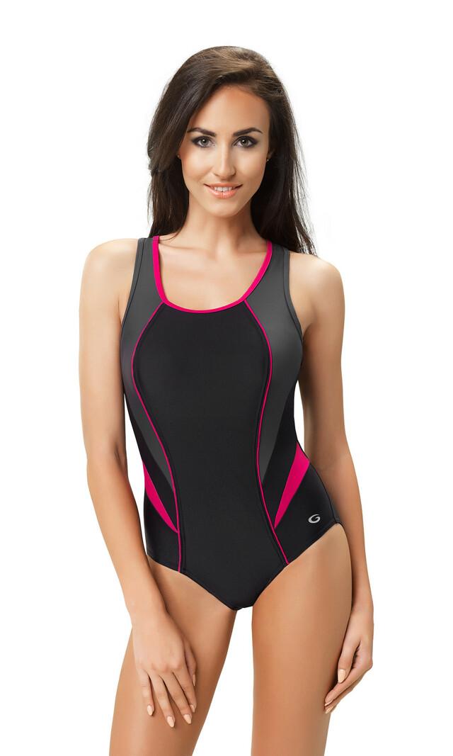Dámské sportovní plavky Ivana I - XXL