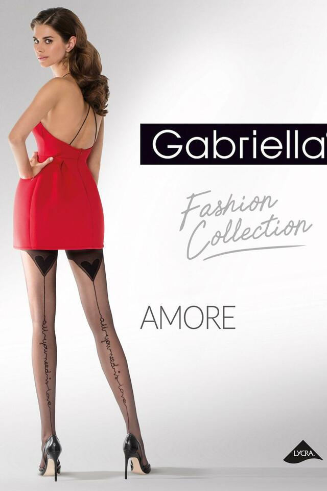 Punčochové kalhoty Gabriella Amore code 481