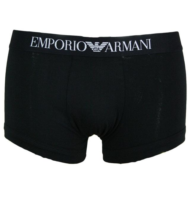 Pánské boxerky 110389 - Emporio Armani - XXL - bílá