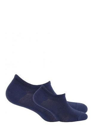 Dámské nízké ponožky Wola Be Active W81.0S0 - 36-38 - milka/odstín fialové