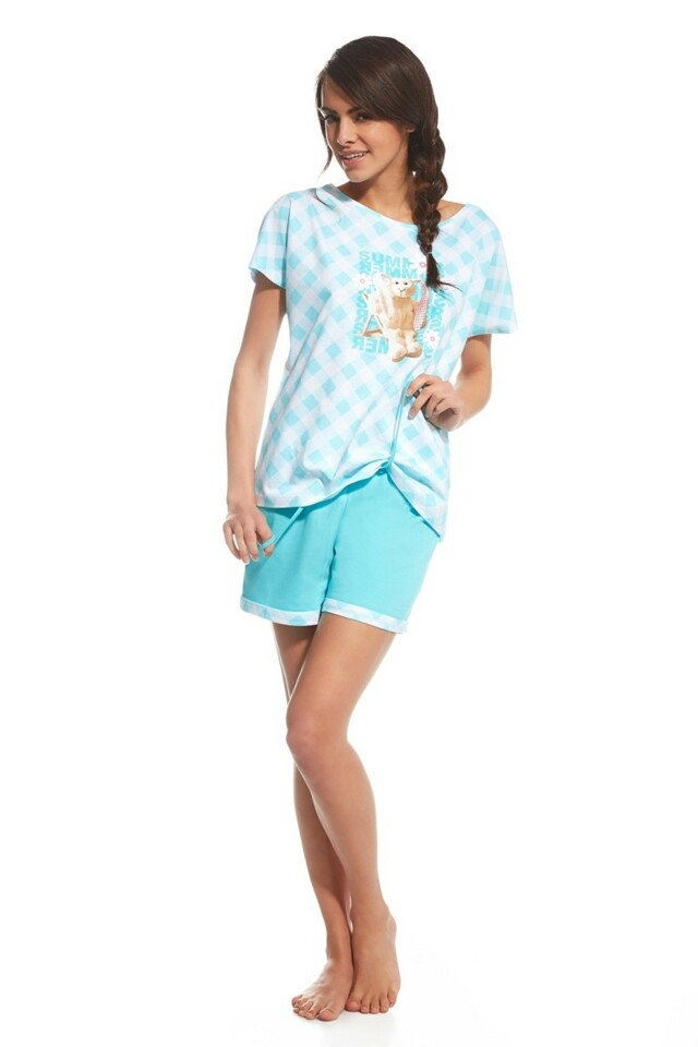 Dívčí pyžamo 583/44 Rabbit