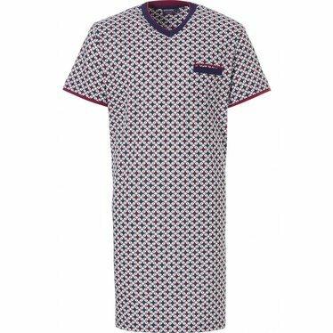 pánská noční košile 520 Pastunette - M - peacoat