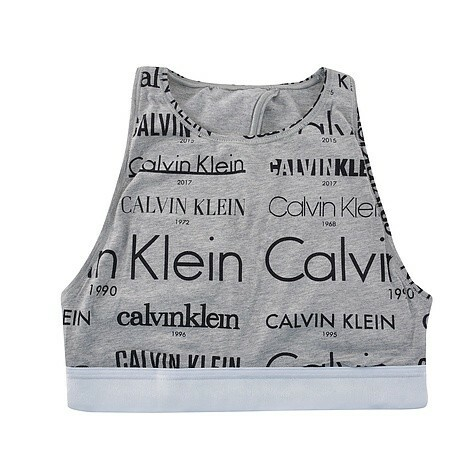 Podprsenka sportovní Bralette Modern Cotton QF4056E - Calvin Klein