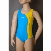 Dívčí sportovní plavky Sesto Senso NR BW 890