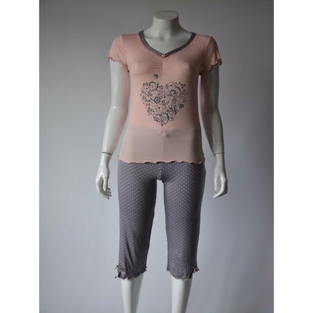 Dámské pyžamo 659 KK - CoCoon