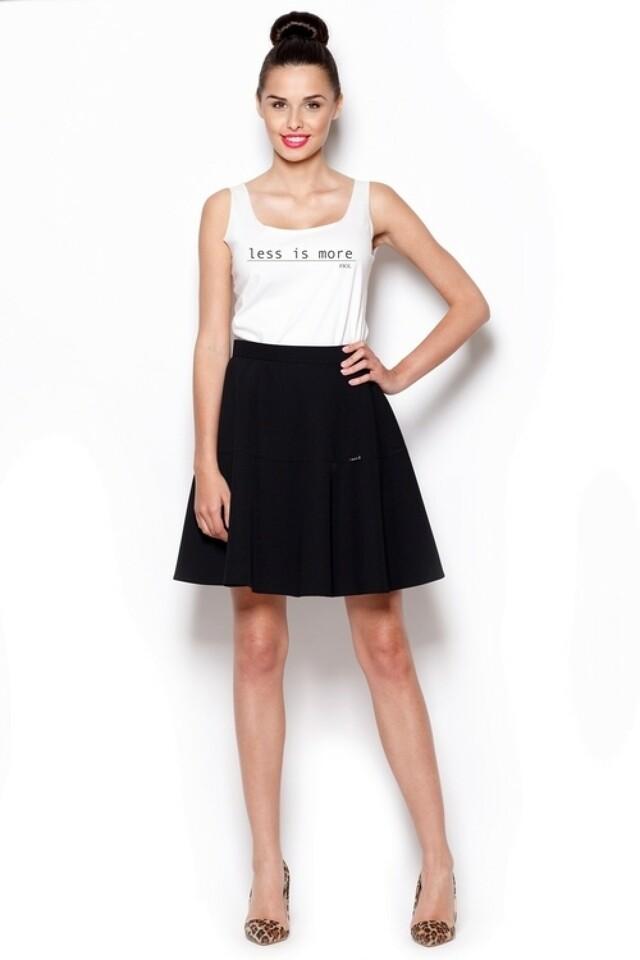 Dámská sukně M285 black - M - černá