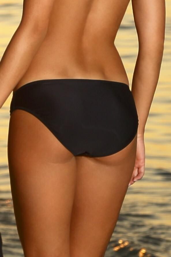 Dámské plavkové kalhotky 230 černé - L