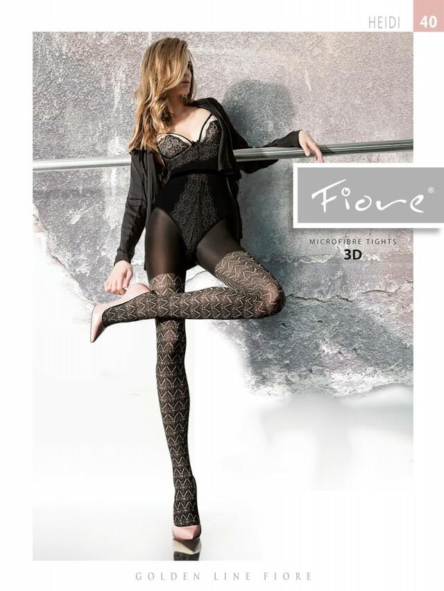 Punčochové kalhoty Fiore Heidi G 5746 40 den