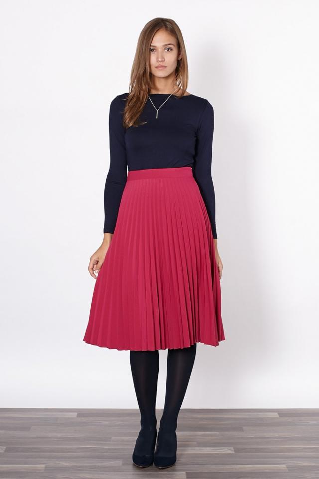 Dámská sukně 50-329 - Click fashion