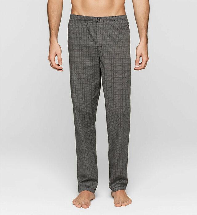 Pánské pyžamové kalhoty NM1232E - Calvin Klein