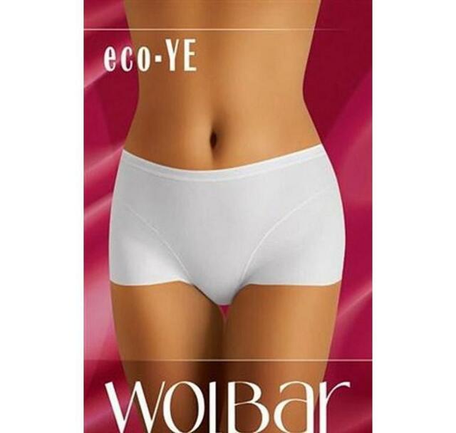 Dámské kalhotky Eco YE - Wolbar - XL - bílá