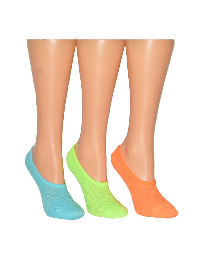 Dámské nízké ponožky Rebeka 10791 bambusové - univerzální - bílá 69a49cf234