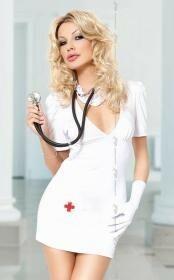 Dámský kostým Doctor ,Soft line