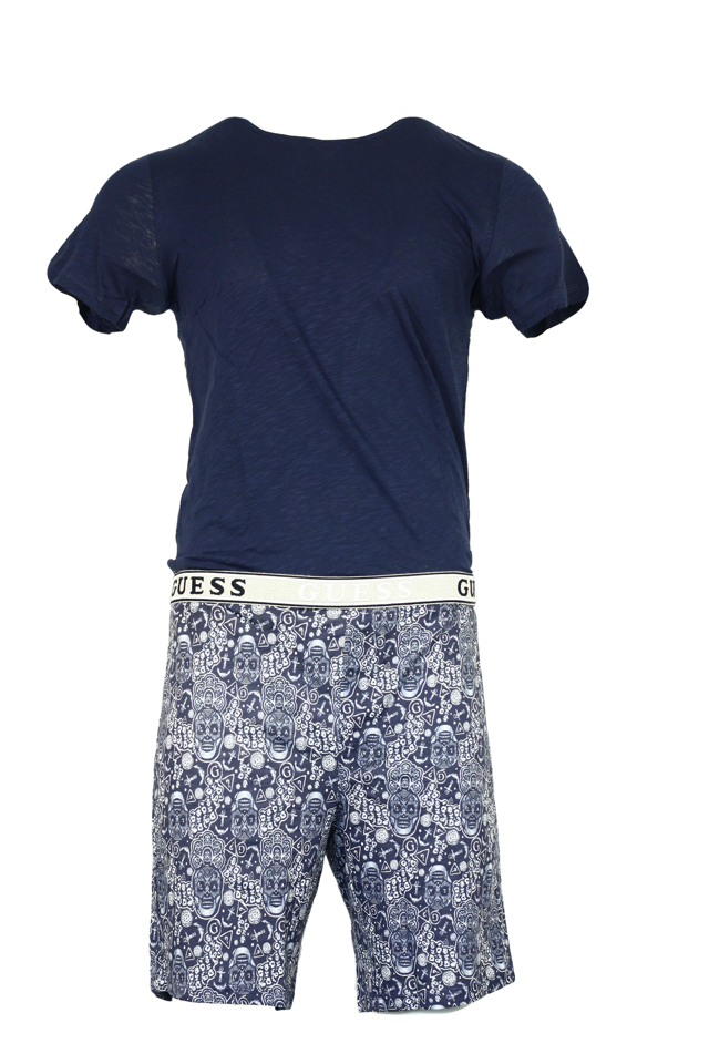 Pánské pyžamo U82X02JR02C - Guess