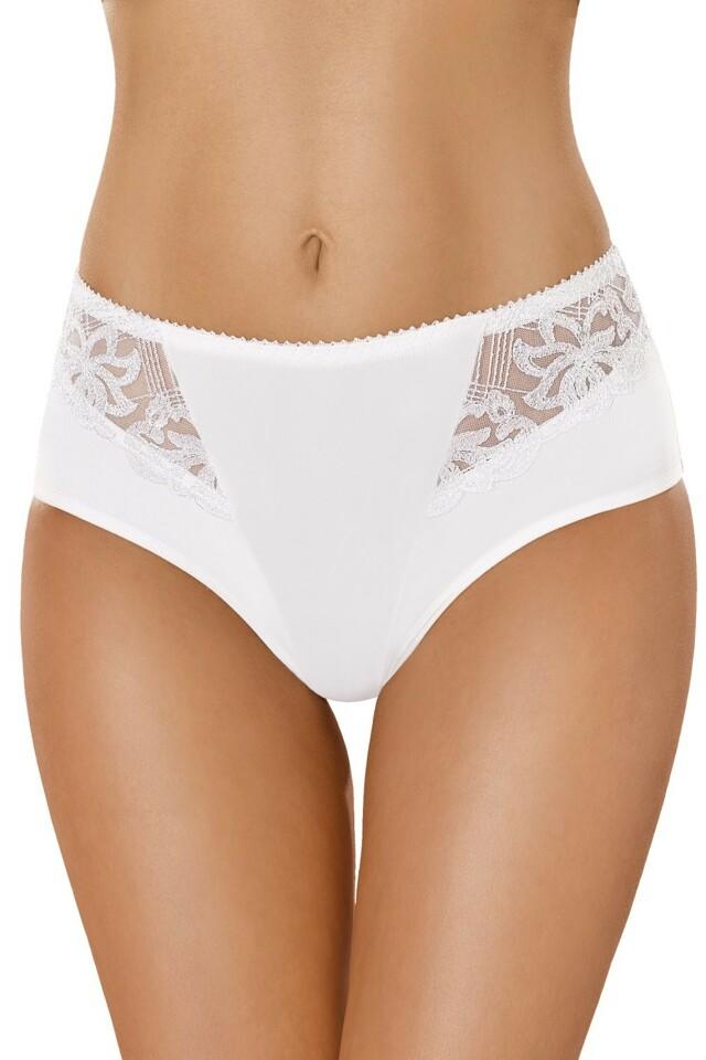 Dámské kalhotky 070 white - XXL - bílá