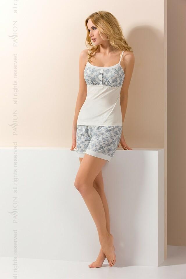 Dámské pyžamo Passion PY070 - XL - viz foto