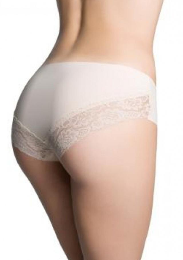 Dámské kalhotky Julimex Cheekie - S - Tělová