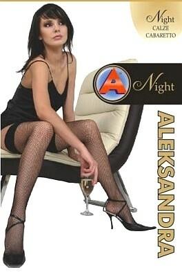 Punčochy Aleksandra Night-kabaretki
