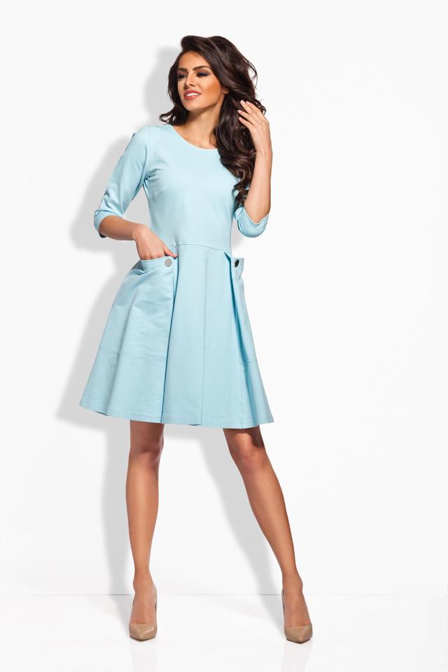 Denní šaty model 50508 L125 Lemoniade - L - zelená